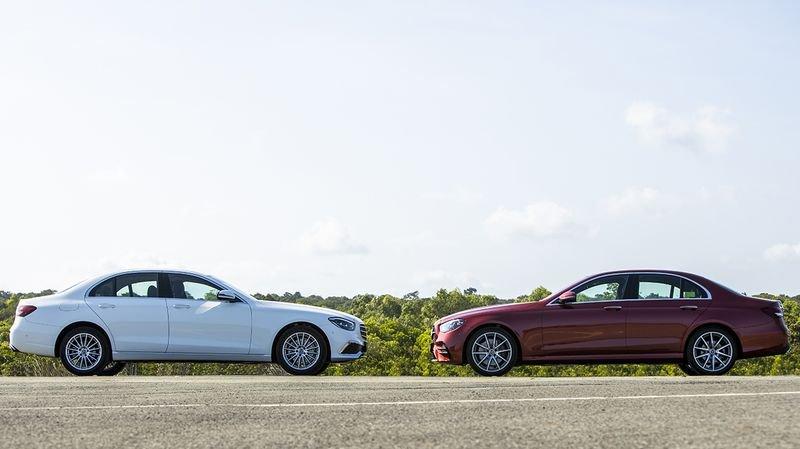 Giá lăn bánh xe Mercedes-Benz E-Class 2021 mới nhất, tăng nhẹ so với trước a1