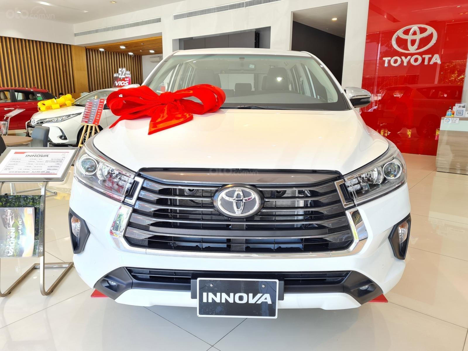 Cần bán Toyota Innova G 2.0AT sản xuất năm 2021, giá cạnh tranh, giao ngay (1)