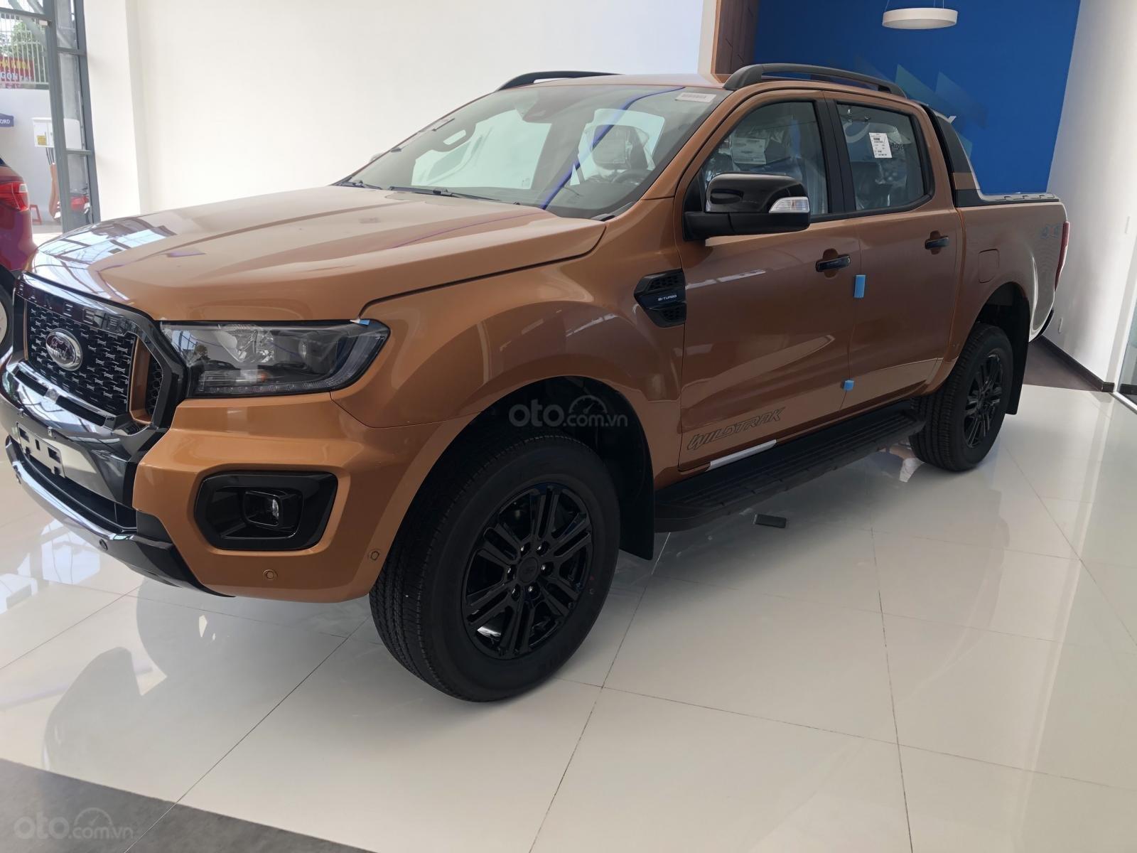 [Suối Tiên Ford - Q9] Ford Ranger Wildtrak Full Bi turbo 2021, ưu đãi ngay 25 triệu tiền mặt cùng loạt quà tặng hấp dẫn (2)