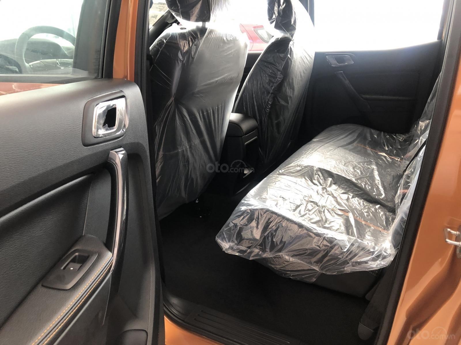 [Suối Tiên Ford - Q9] Ford Ranger Wildtrak Full Bi turbo 2021, ưu đãi ngay 25 triệu tiền mặt cùng loạt quà tặng hấp dẫn (8)
