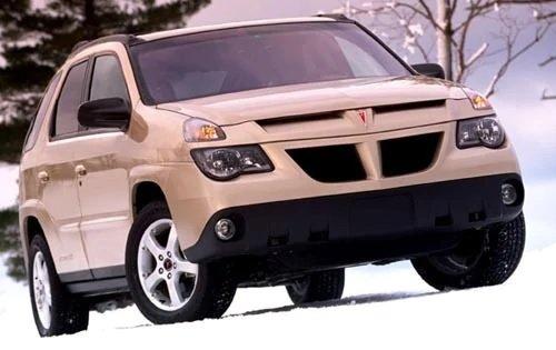 """Vinfast VF e34 gợi nhớ đến """"ác mộng thiết kế"""" Pontiac Aztek ?"""