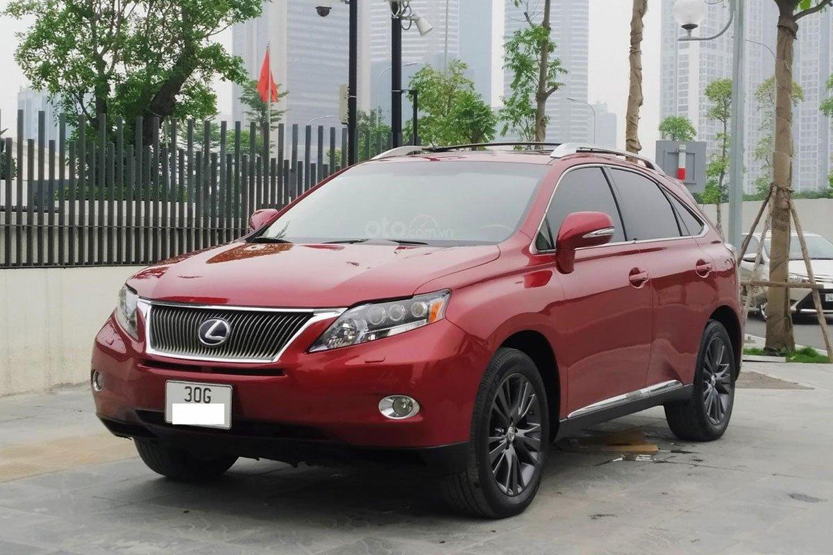 Lexus RX 450h 2010 rao bán 1,235 tỷ đồng 1