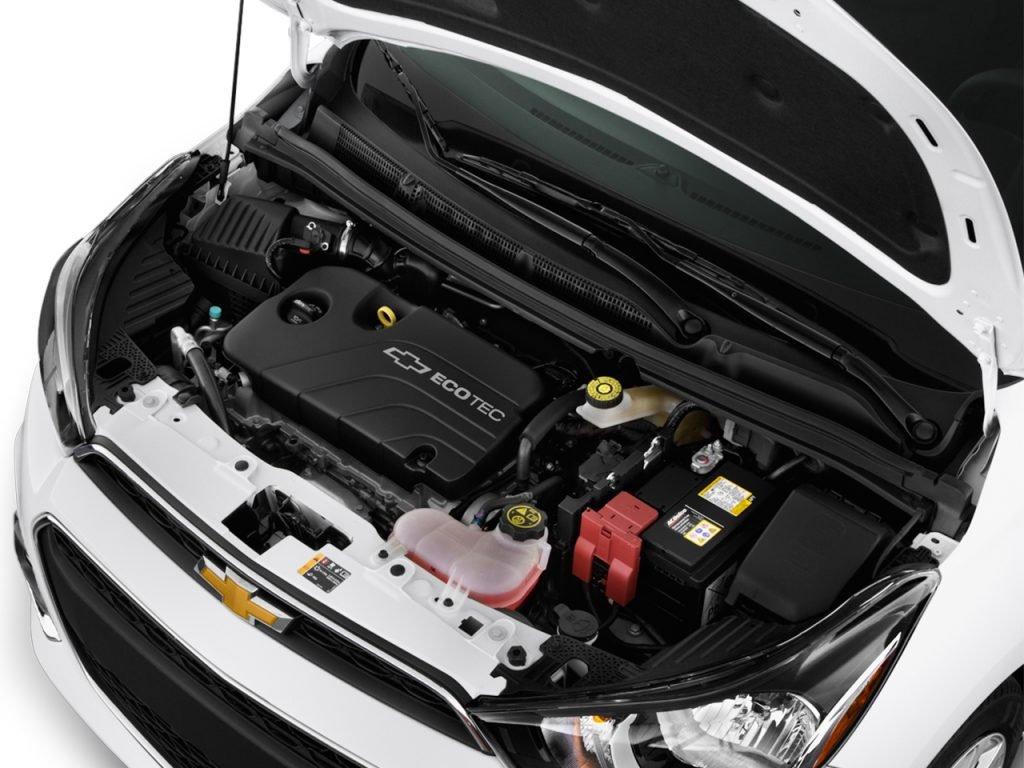 Động cơ Chevrolet Spark 2018