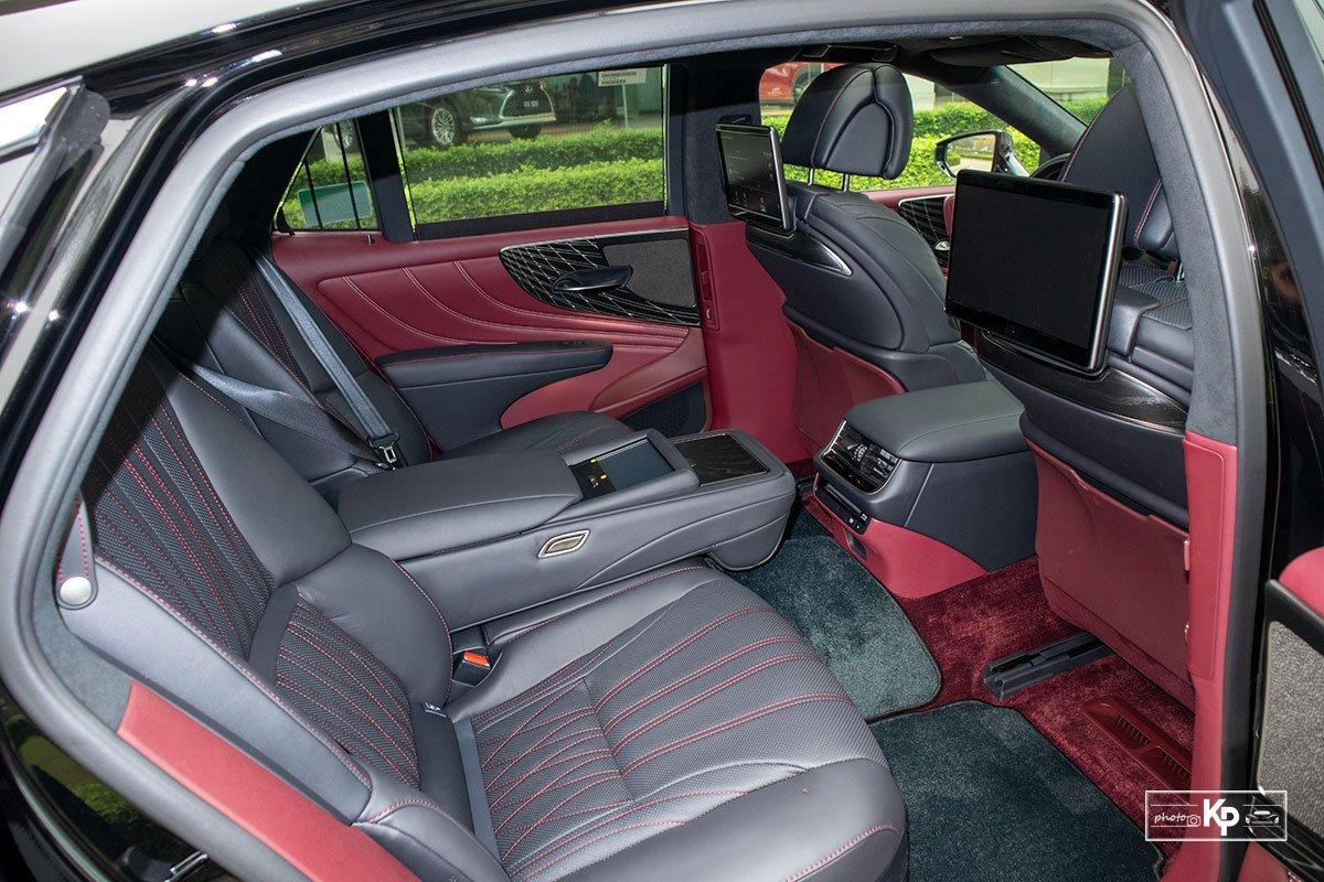 Ảnh Ghế sau xe Lexus LS 500 2021