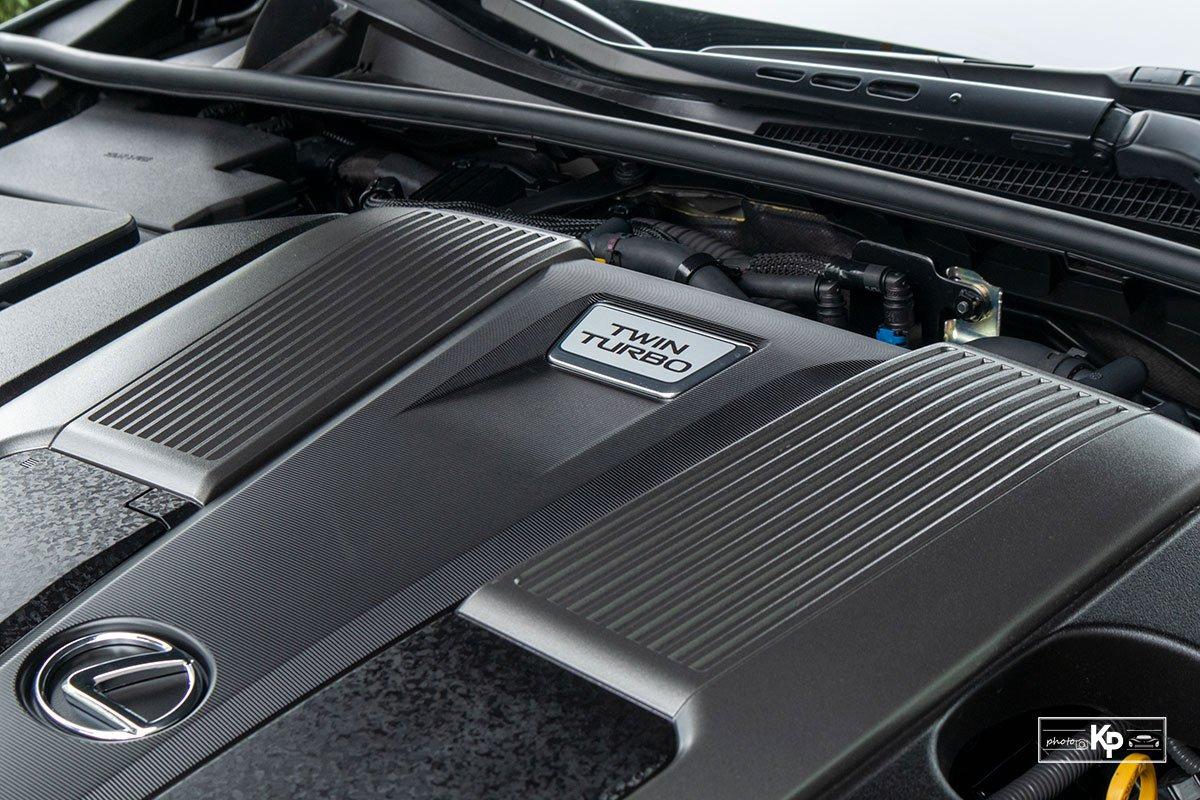 Ảnh Động cơ xe Lexus LS 500 2021 1a