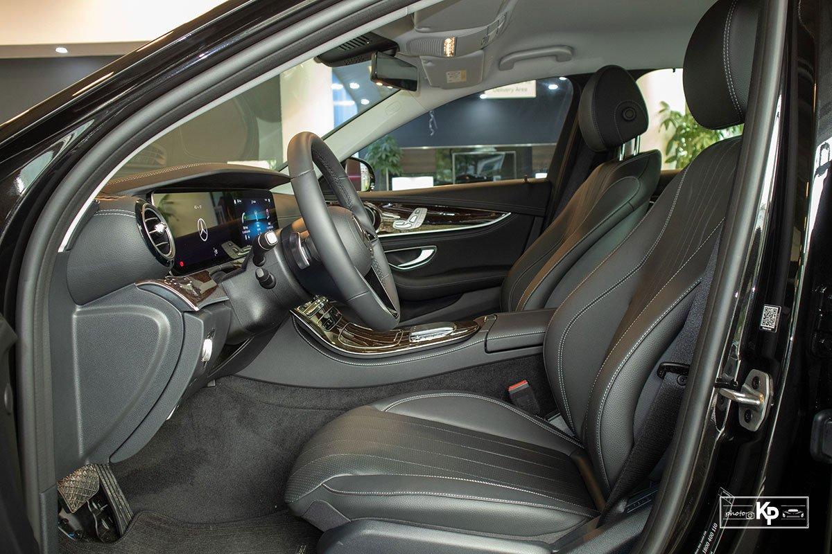 Ảnh Ghế lái xe Mercedes-Benz E-Class 2021