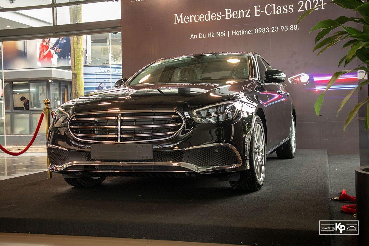Ảnh Tổng quát xe Mercedes-Benz E-Class 2021 a1