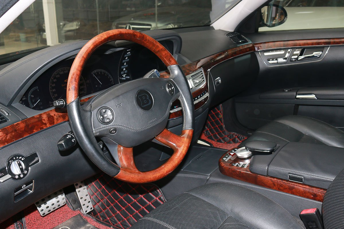Mercedes S Class S550-Oto.com.vn.