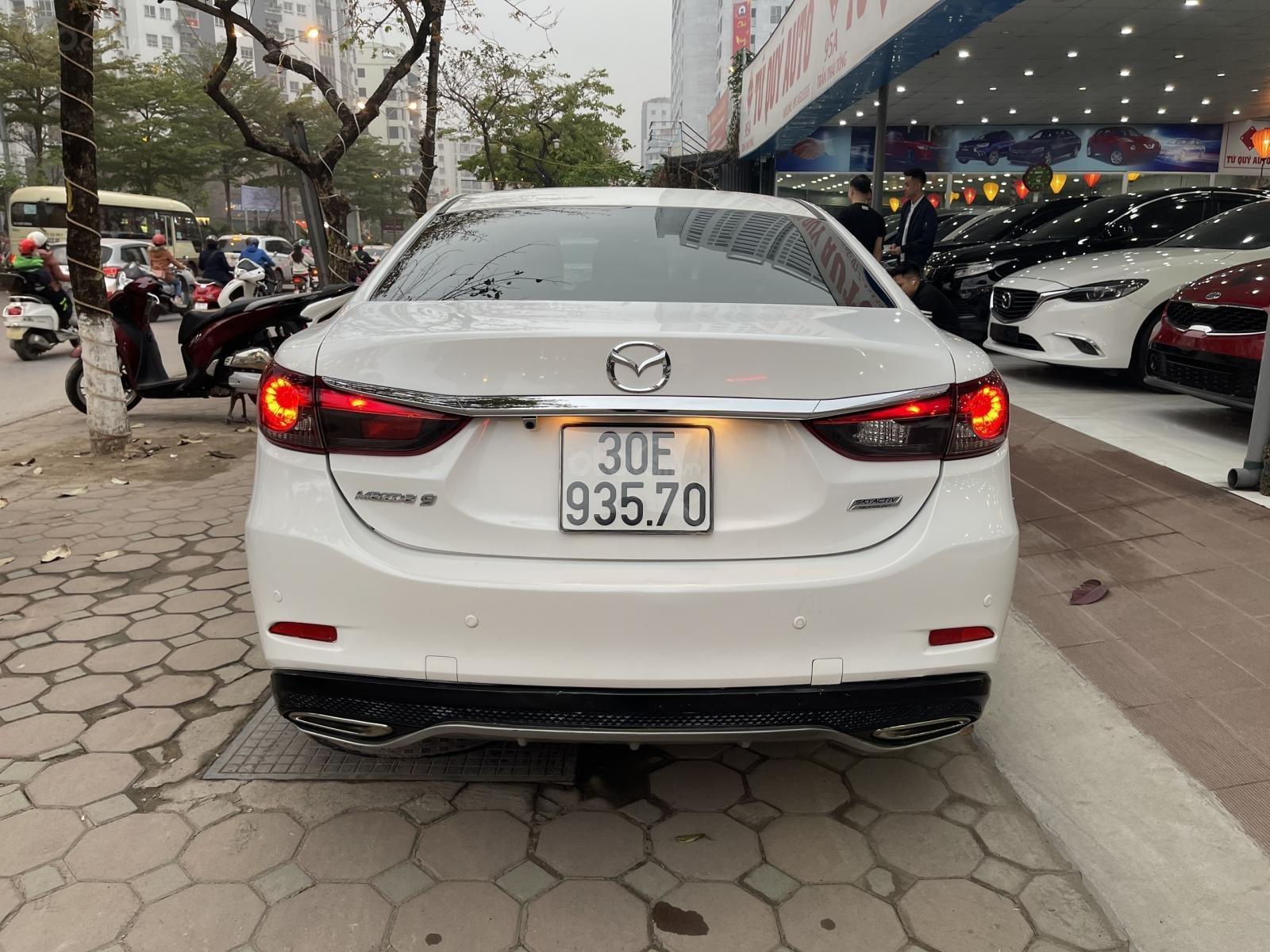 Bán Mazda 6 sedan 2.0AT 2016 màu trắng (2)
