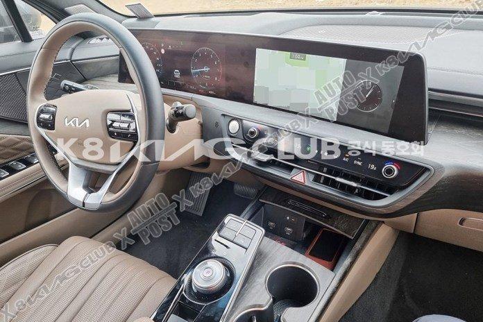 Kia K8 2022 Sedan hứa hẹn mang đến trải nghiệm lái tuyệt vời.