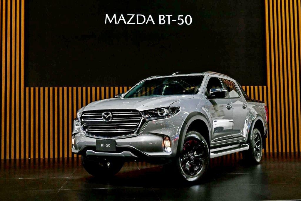 [Bangkok 2021] Mazda BT-50 Kensho Edition.
