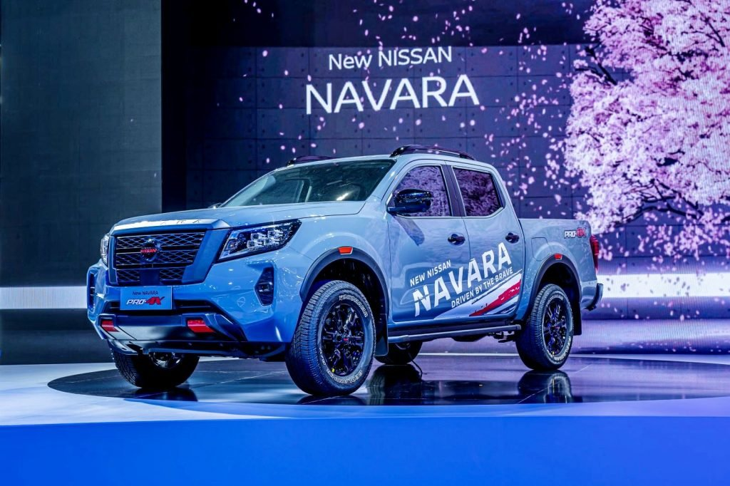 [Bangkok 2021] Nissan Navara PRO-4X.