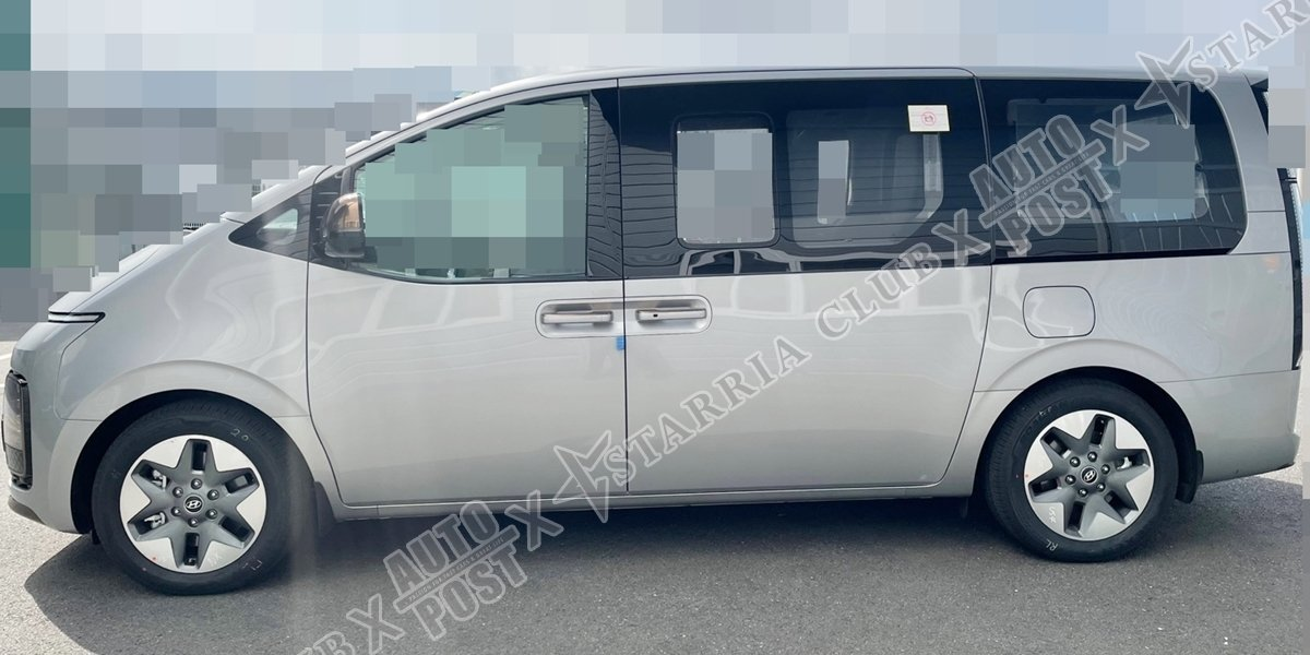 Hyundai Staria - mẫu MPV hoàn toàn mới 1.
