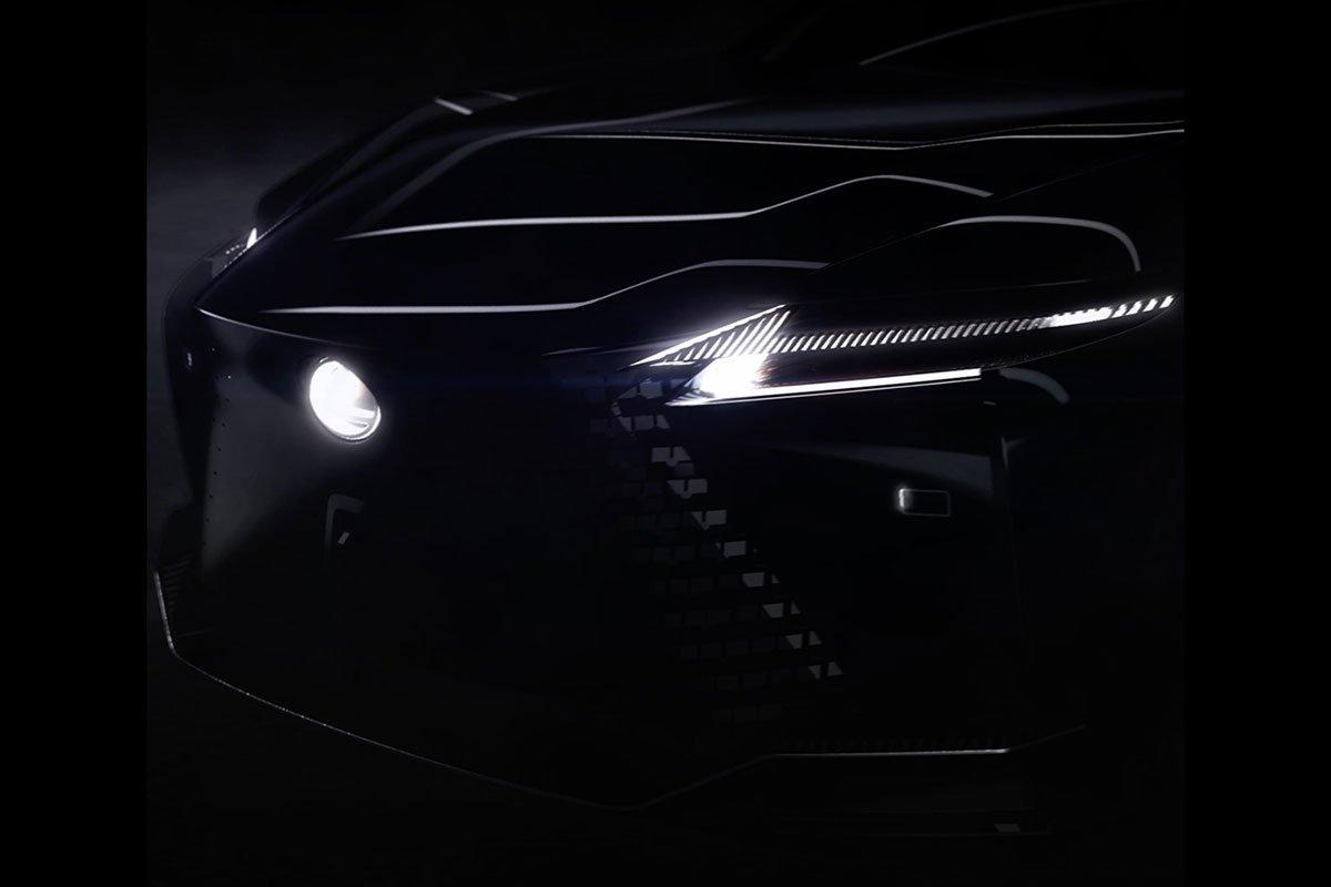 Lexus EV a1