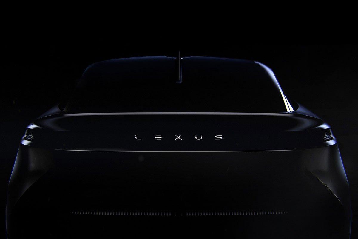 Lexus EV a3