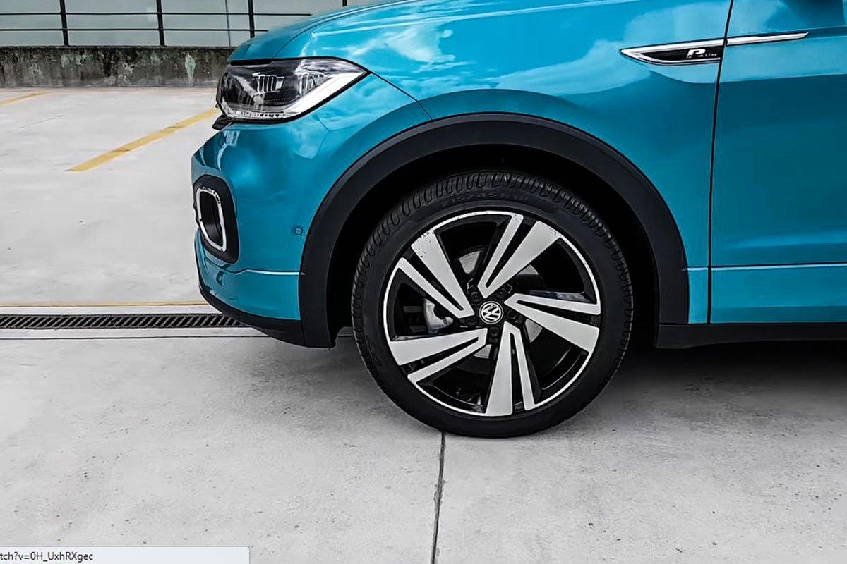 Ảnh La-zăng xe Volkswagen T-Cross 2021