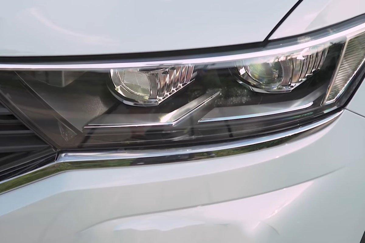 Ảnh Đèn pha xe Volkswagen T-Cross 2021