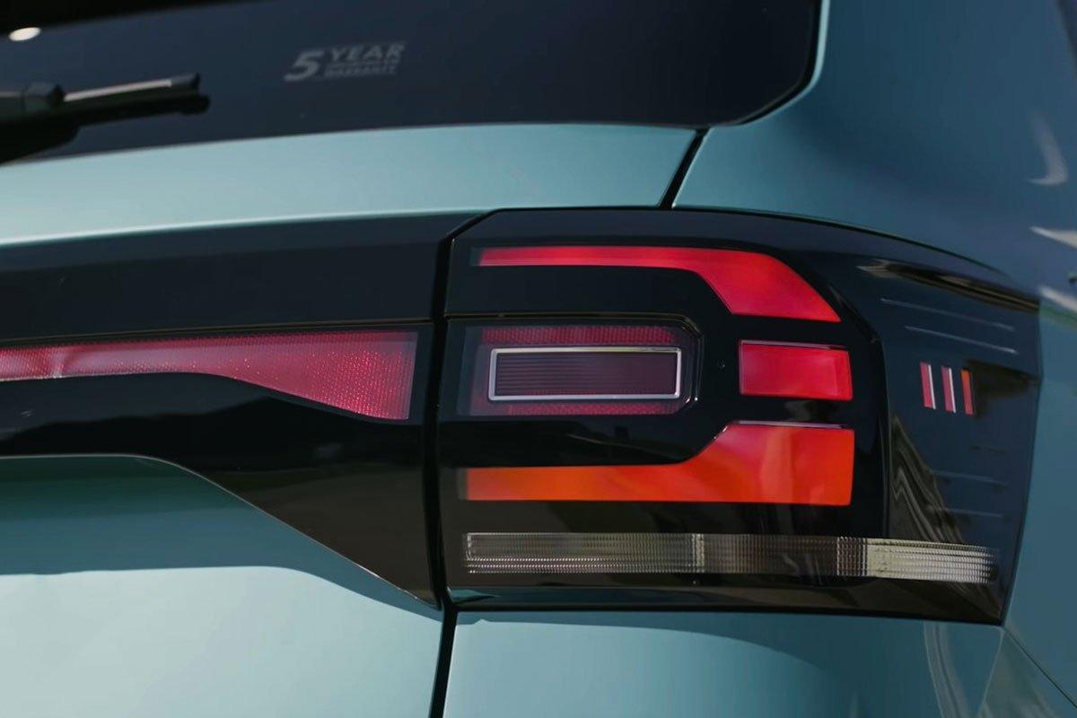 Ảnh Đèn hậu xe Volkswagen T-Cross 2021