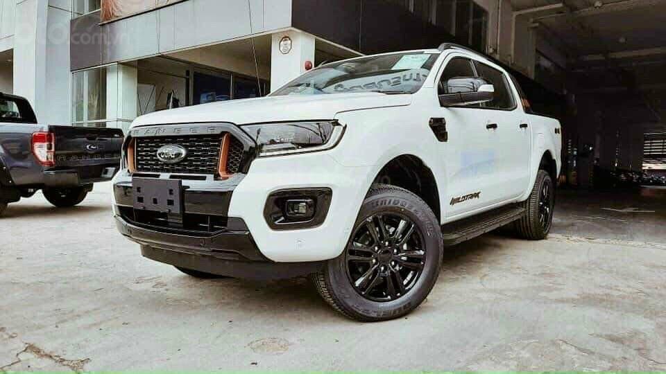 Bán Ford Ranger Wildtrak 2.0L 4x4 AT, năm sản xuất 2021, giá chỉ 900 triệu (2)