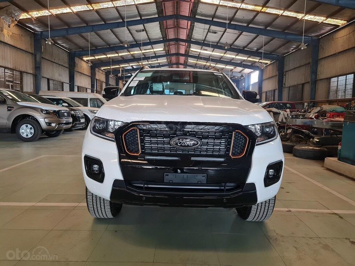 Bán Ford Ranger Wildtrak 2.0L 4x4 AT, năm sản xuất 2021, giá chỉ 900 triệu (3)