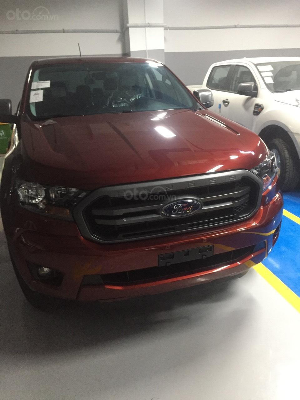 Bán Ford Ranger năm 2020, số tự động (4)