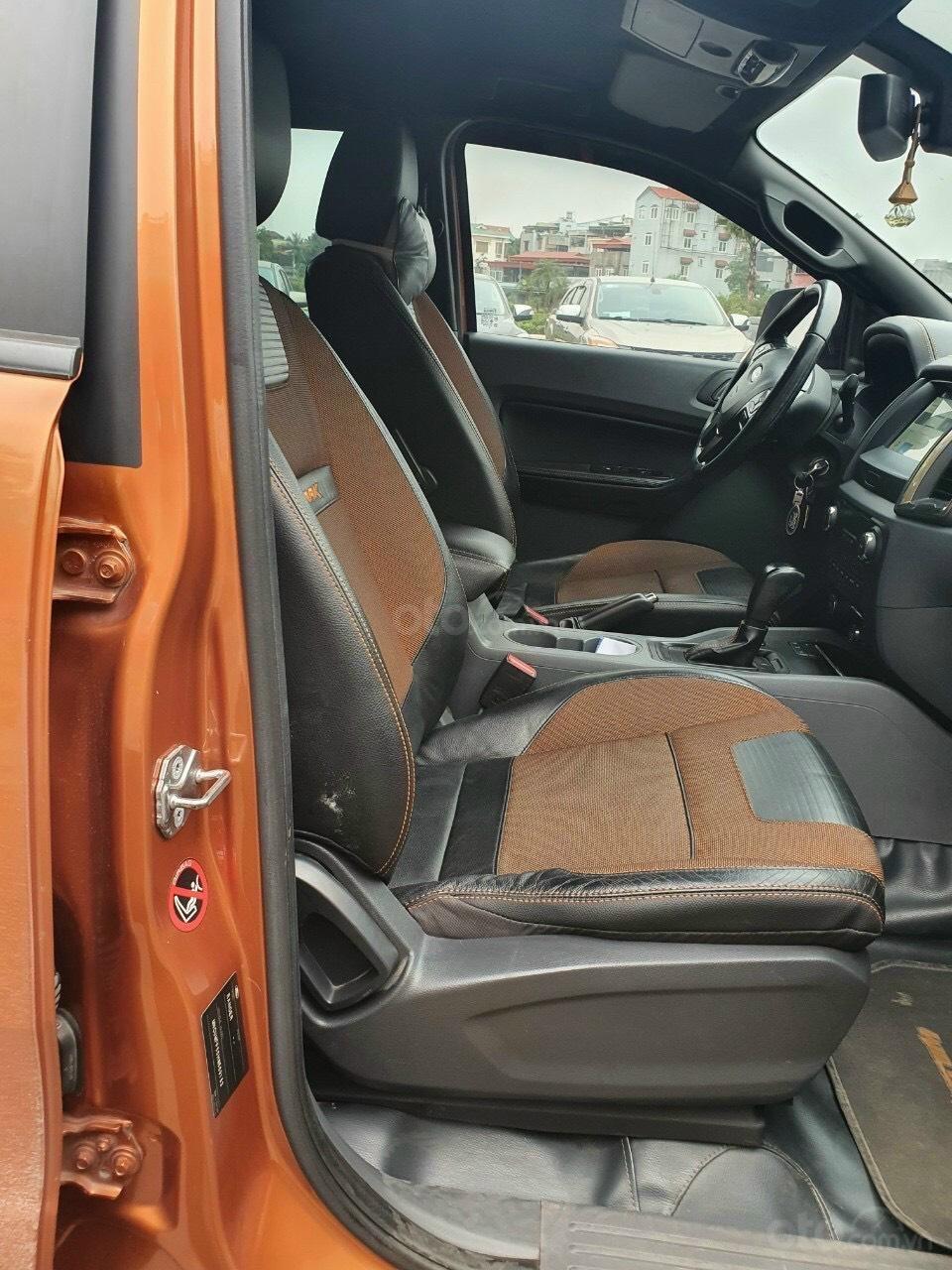 Cần bán gấp Ford Ranger Wildtrak, năm sản xuất 2016 (7)