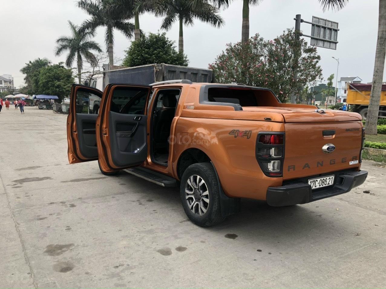 Cần bán gấp Ford Ranger Wildtrak, năm sản xuất 2016 (4)