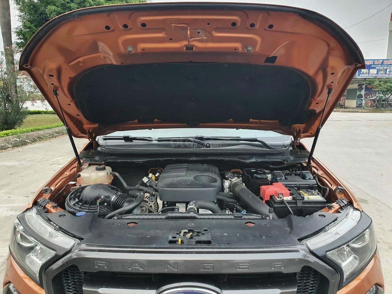 Cần bán gấp Ford Ranger Wildtrak, năm sản xuất 2016 (9)
