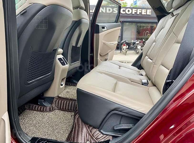 Bán xe Hyundai Tucson 1.6 Turbo năm sản xuất 2019, màu đỏ còn mới, 899 triệu (3)