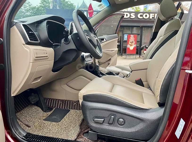 Bán xe Hyundai Tucson 1.6 Turbo năm sản xuất 2019, màu đỏ còn mới, 899 triệu (5)