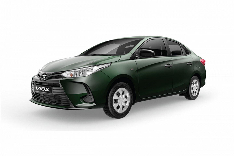 Toyota Vios 2021 nâng cấp các biến thể, tiện tay tăng giá.