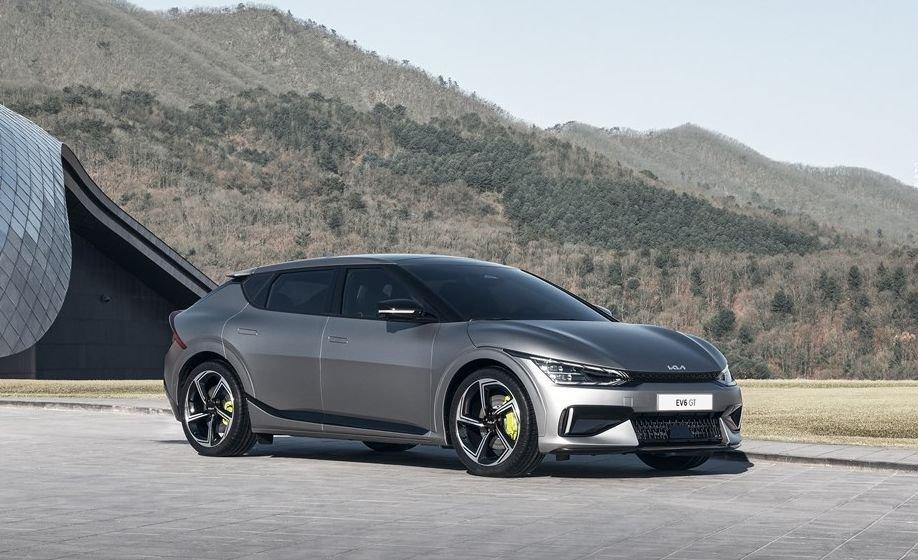 Xe điện hiệu suất mới Kia EV6 GT 2022 được tiết lộ thông số kỹ thuật.