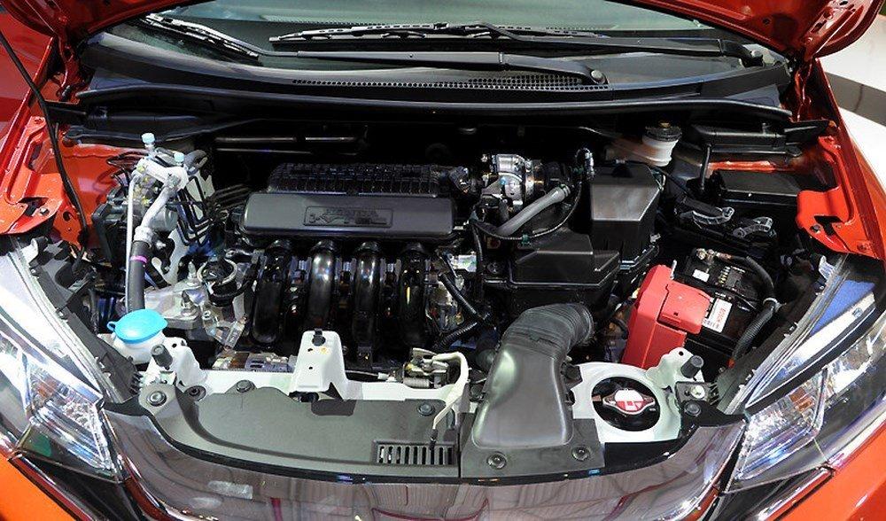 Động cơ xe Honda Fit