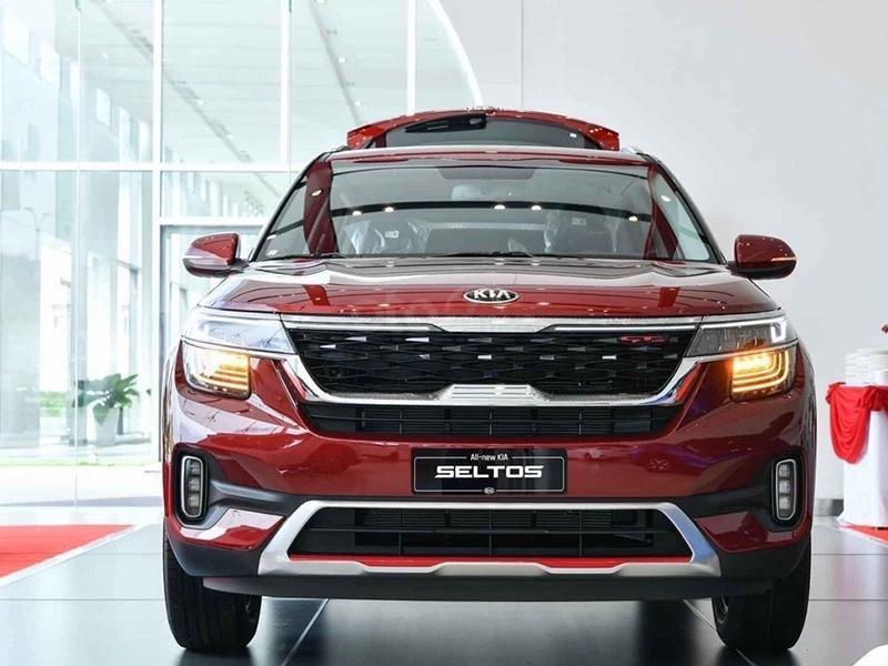 Kia Hà Nội- Kia Seltos 2021, nhận xe chỉ với 216 triệu đồng, hỗ trợ ngân hàng 80%, ưu đãi trên từng phiên bản (1)