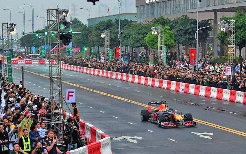 """Việt Nam """"lỡ hẹn"""" Giải đua F1 mùa 2021 - Ảnh 1."""