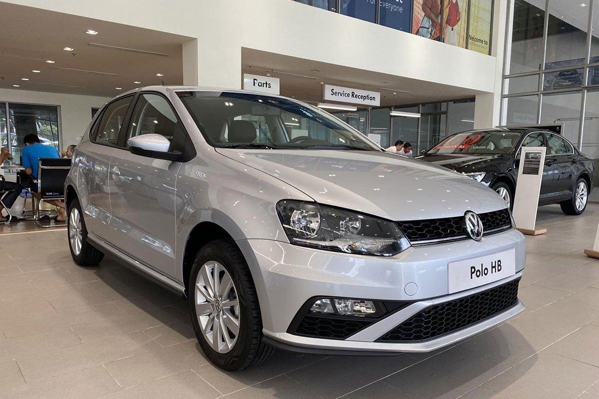 Volkswagen Polo Hatchback 2020 đang được bán tại Việt Nam 1