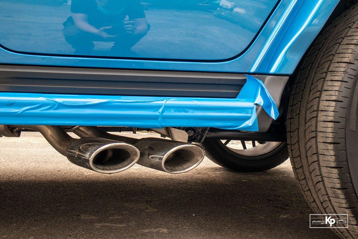 """Chi tiết Mercedes-Benz G63 màu """"độc"""", nhiều người liên tưởng đến xe của Cường Đô La mới tậu a5"""