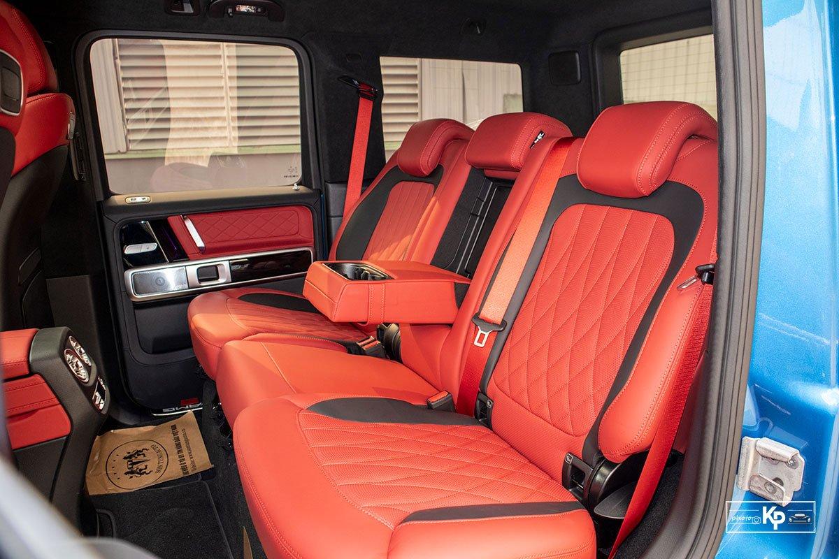 """Chi tiết Mercedes-Benz G63 màu """"độc"""", nhiều người liên tưởng đến xe của Cường Đô La mới tậu a14"""
