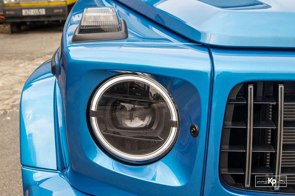 """Chi tiết Mercedes-Benz G63 màu """"độc"""", nhiều người liên tưởng đến xe của Cường Đô La mới tậu a2"""