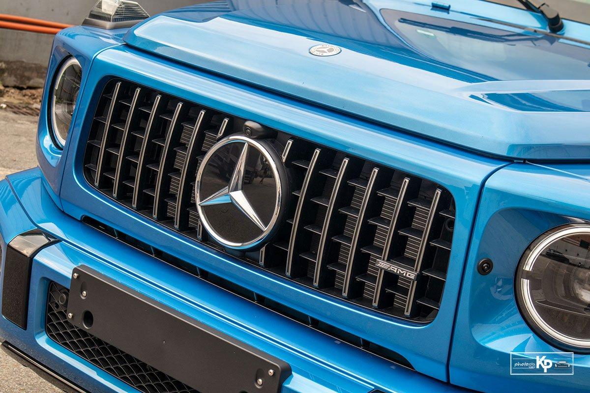 """Chi tiết Mercedes-Benz G63 màu """"độc"""", nhiều người liên tưởng đến xe của Cường Đô La mới tậu a3"""