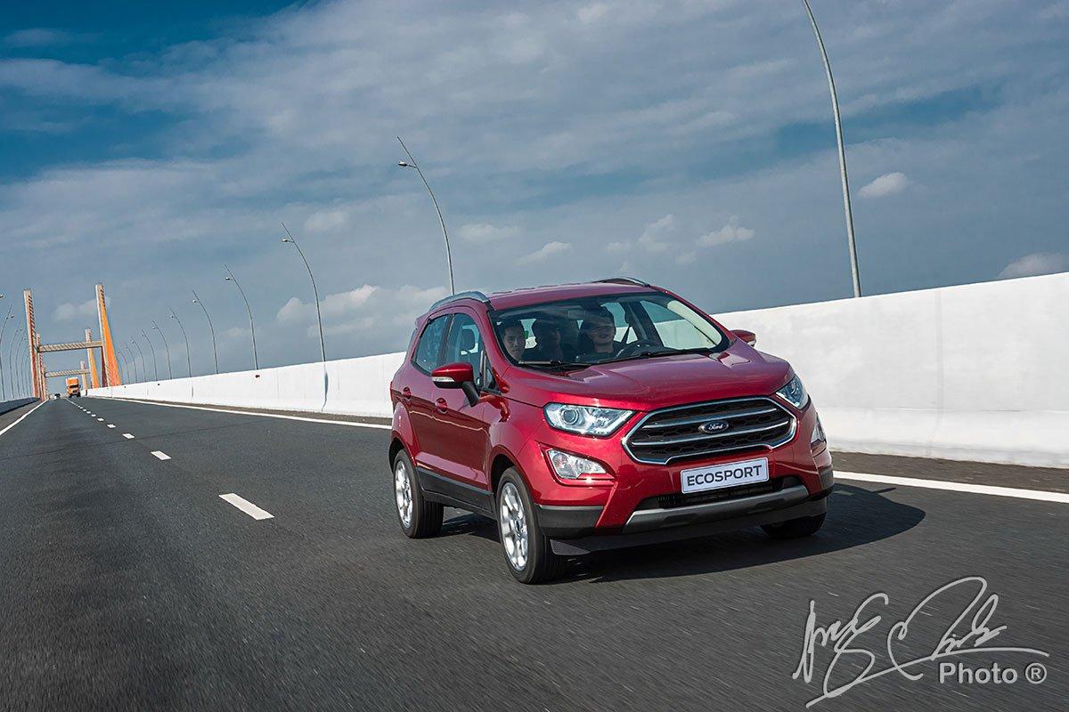 Ưu nhược điểm xe Ford EcoSport 2021 a4