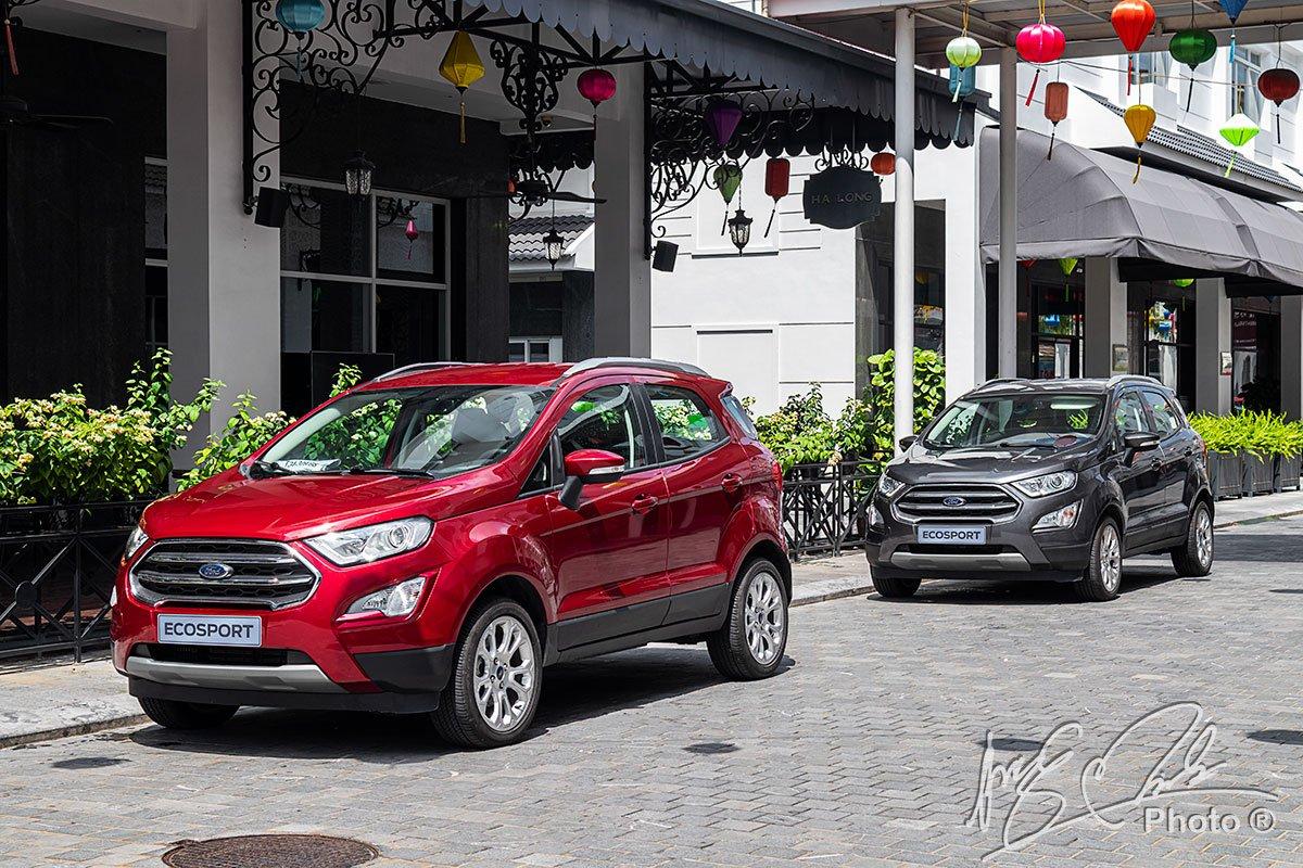 Ưu nhược điểm xe Ford EcoSport 2021 a2