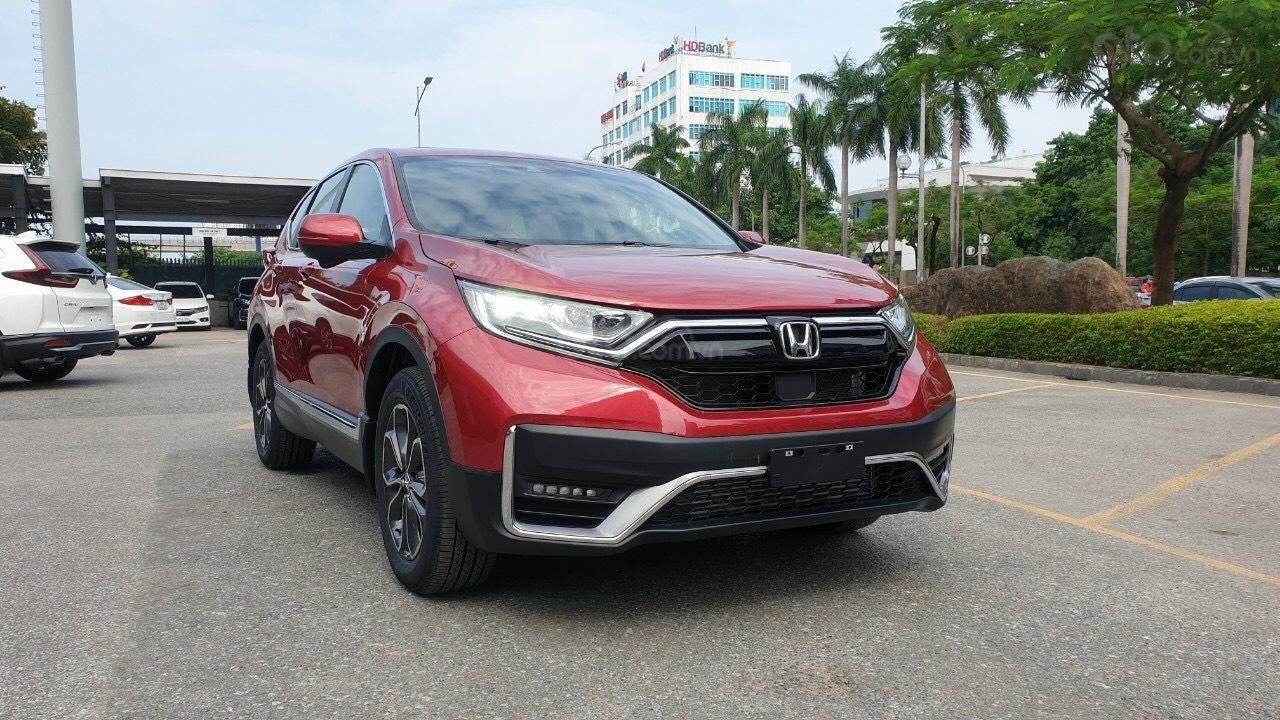 Siêu khuyến mại Honda CRV 2021 - giá tốt nhất Hà Nội - giảm 100 triệu tiền mặt - tặng bảo hiểm thân vỏ, phụ kiện (1)