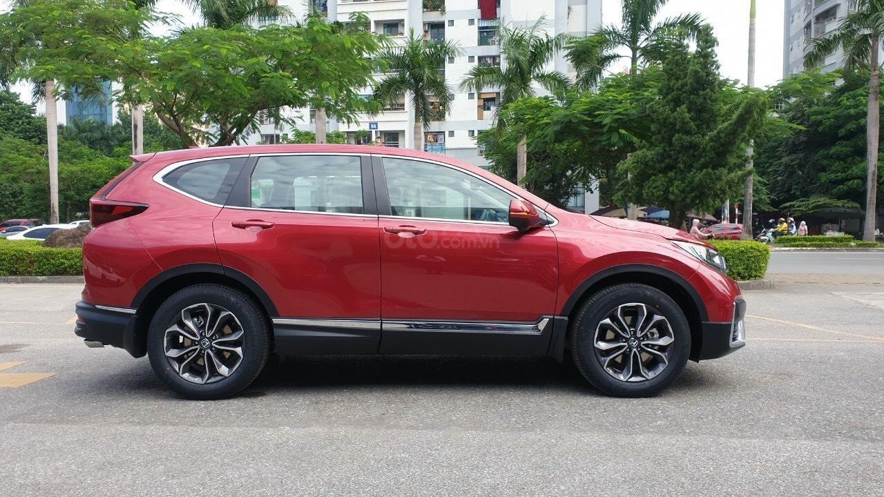 Siêu khuyến mại Honda CRV 2021 - giá tốt nhất Hà Nội - giảm 100 triệu tiền mặt - tặng bảo hiểm thân vỏ, phụ kiện (5)