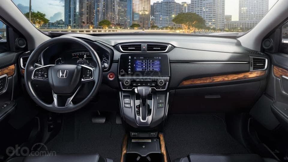 Siêu khuyến mại Honda CRV 2021 - giá tốt nhất Hà Nội - giảm 100 triệu tiền mặt - tặng bảo hiểm thân vỏ, phụ kiện (9)