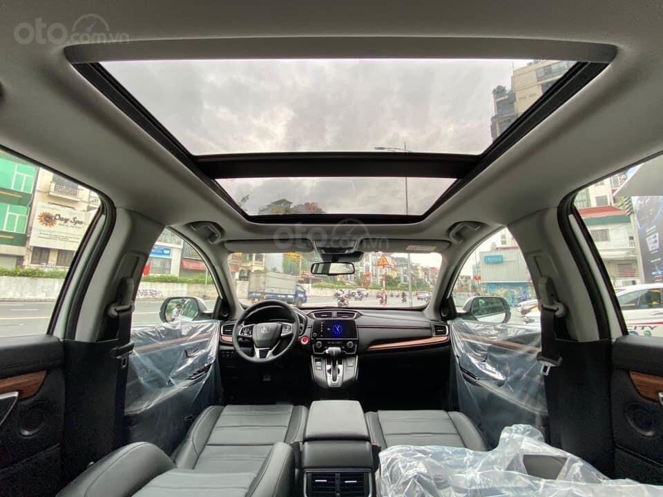 Siêu khuyến mại Honda CRV 2021 - giá tốt nhất Hà Nội - giảm 100 triệu tiền mặt - tặng bảo hiểm thân vỏ, phụ kiện (10)