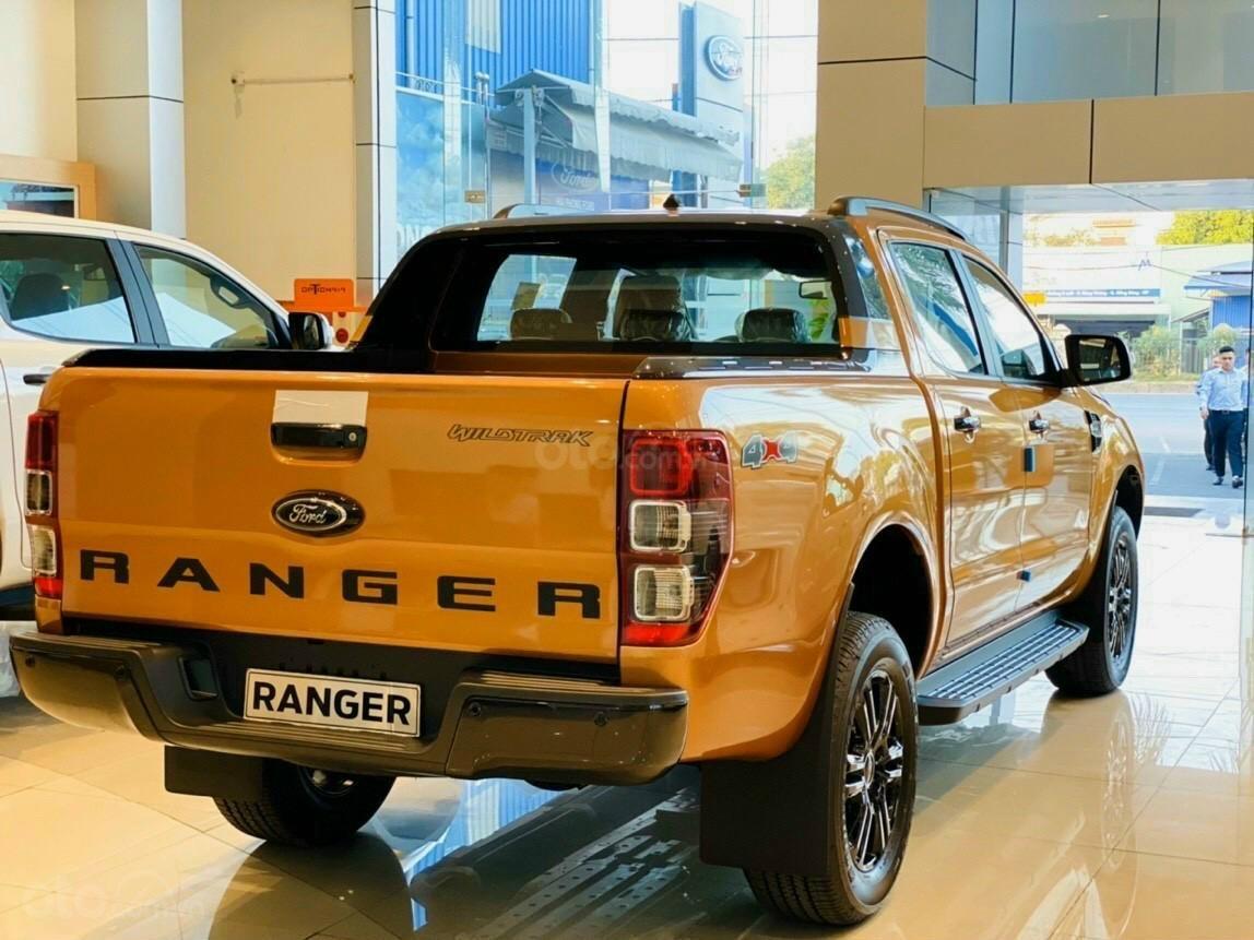Bán Ford Ranger Wildtrak 2.0L 4x4 AT sản xuất 2021, giá chỉ 880 triệu (2)