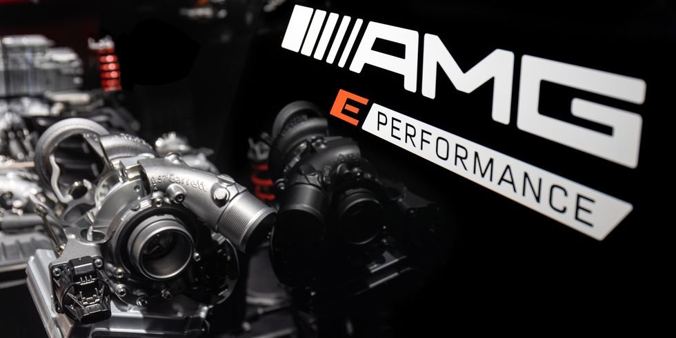 Dòng sản phẩm Mercedes-AMG E Performance thân thiện môi trường.