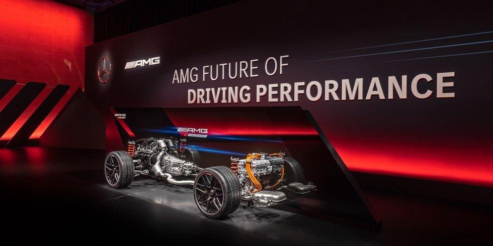 Những mẫu xe Mercedes-AMG hybrid mới sẽ sở hữu khả năng tăng tốc tốt hơn nữa.