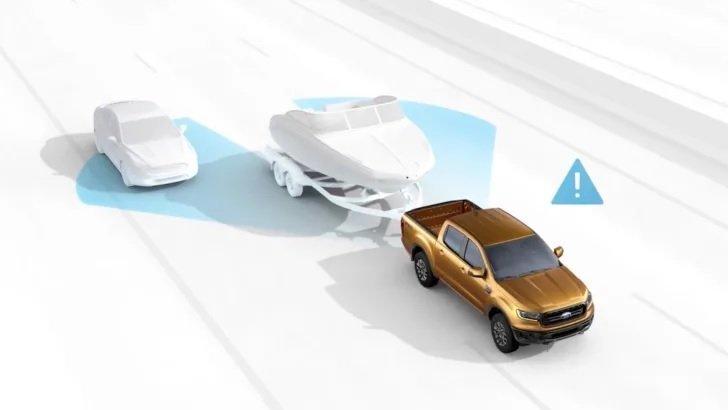 Ford Ranger 2022 hứa hẹn nâng cấp độ an toàn sẵn có của xe lên 1 tầm cao mới.